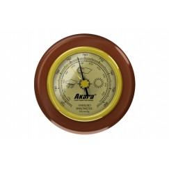 Барометр Akara в деревянной оправе 70 мм